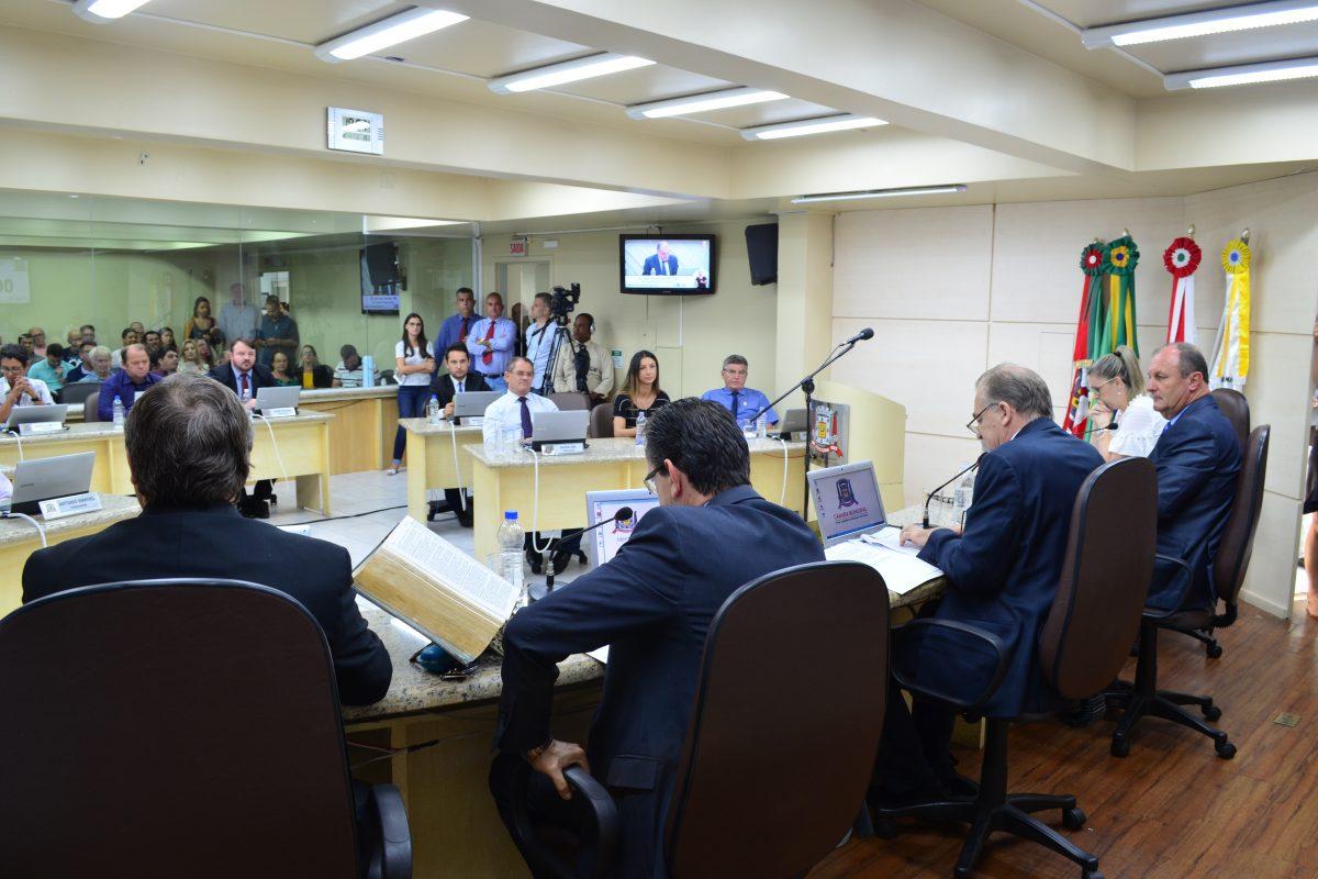 Em Criciúma, trabalhos no Legislativo retomam segunda-feira