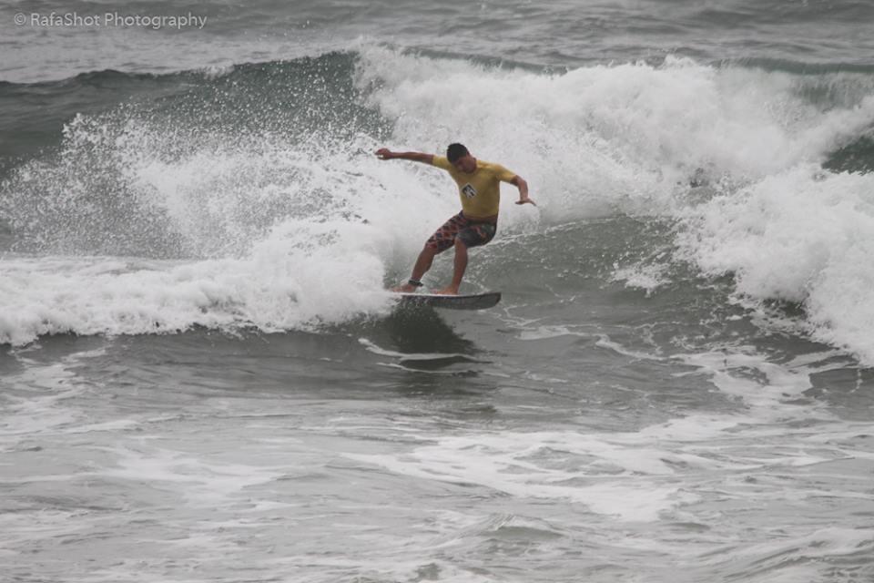 Final de semana de muita competição no Morro dos Conventos Open de Surf