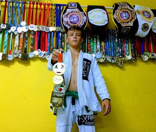Contagem regressiva: ainda dá tempo de contribuir com o atleta Caio Ramos