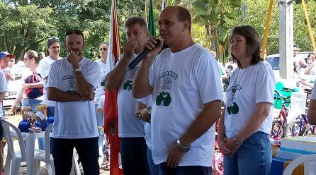 Autoridades falam do amor a Morro Grande