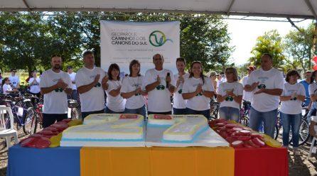Morro Grande comemora 27 anos com sorteio de bicicletas