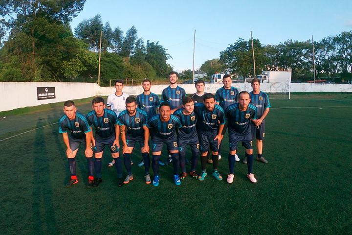 Contato Sport Club empata com o Skoltreepps e enfrenta o Milan naCopa Ouro