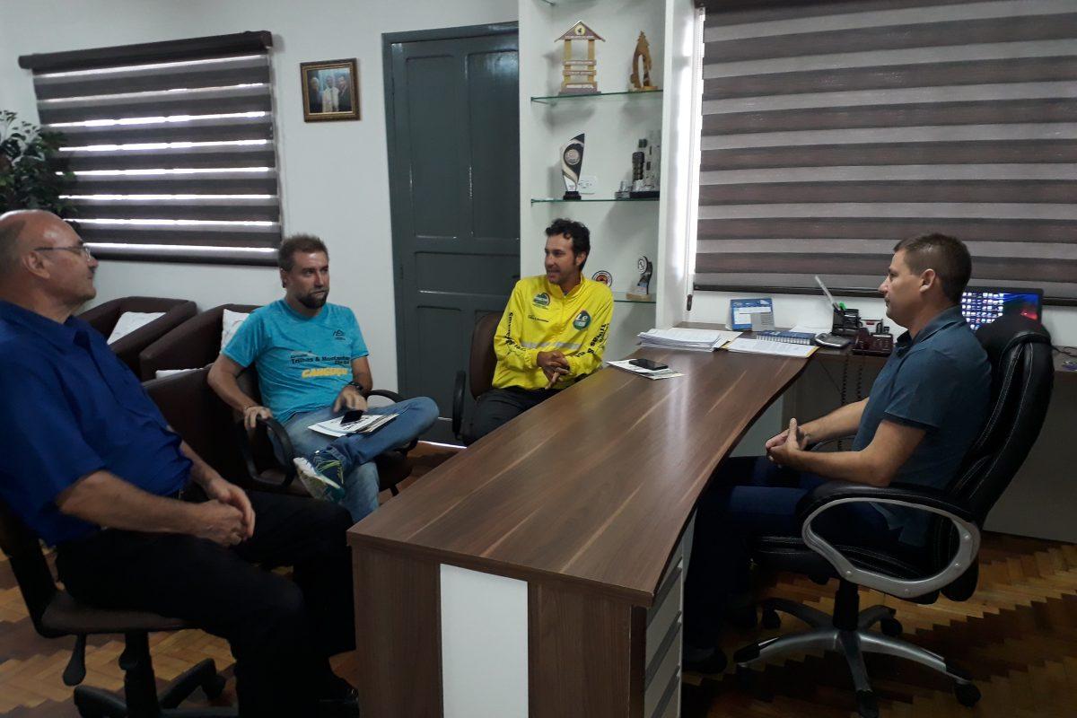 A corrida em trilhas de Jacinto Machado, será em Setembro