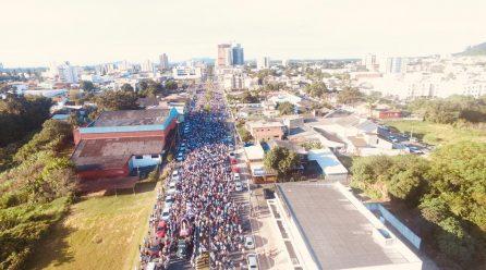 Festa de Nossa Senhora Mãe dos Homens reúne mais de 65 mil pessoas