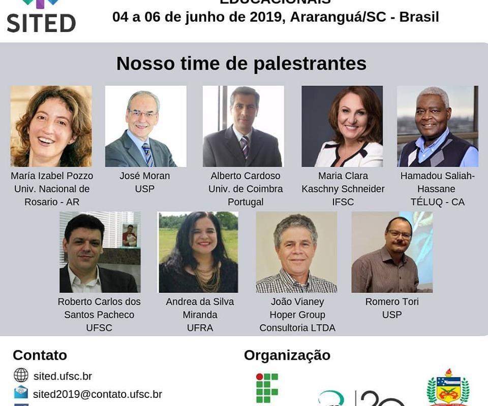 Araranguá recebe Evento Internacional de tecnologia educacional