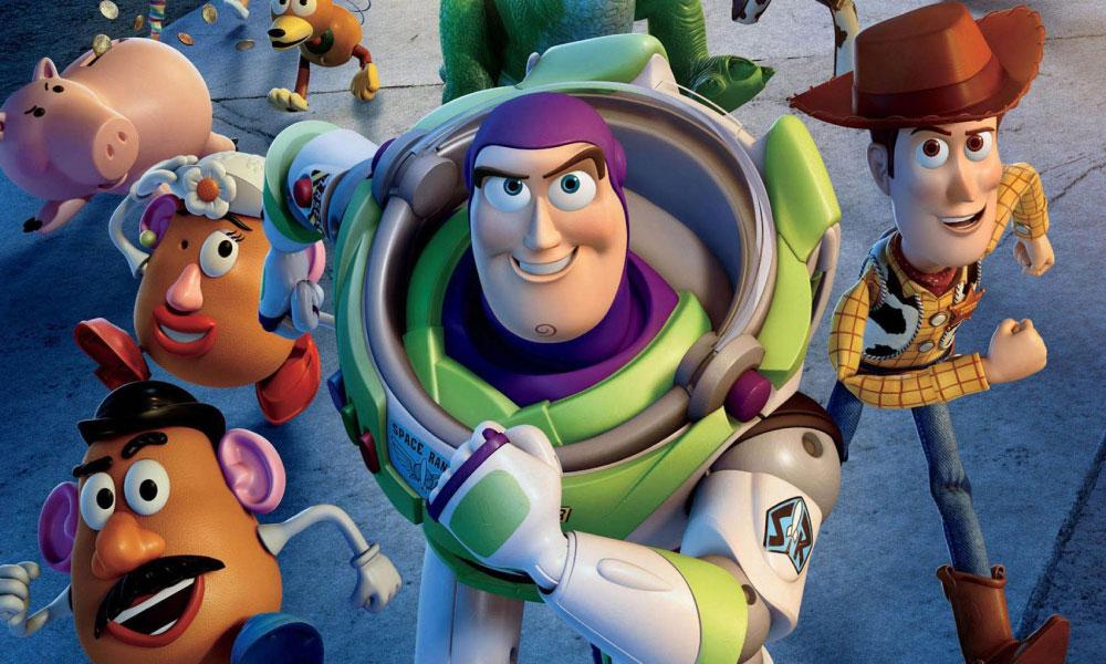 Toy Story 4 no Cinema Arcoplex