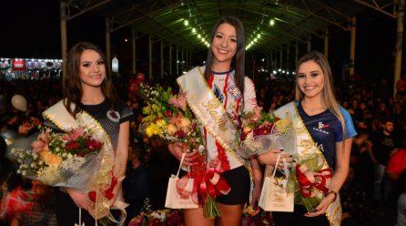 Rainha do Interbairros de Jacinto Machado foi eleita