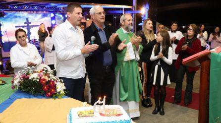 Aniversário de Jacinto Machado é celebrado com apresentações culturais