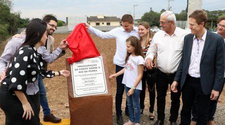 Jacinto Machado comemora 61 anos com inaugurações