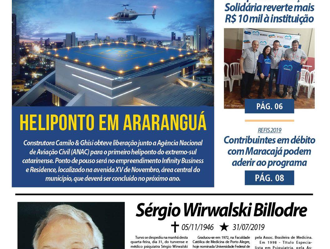 Jornal Enfoque Popular – Edição 31-07-2019