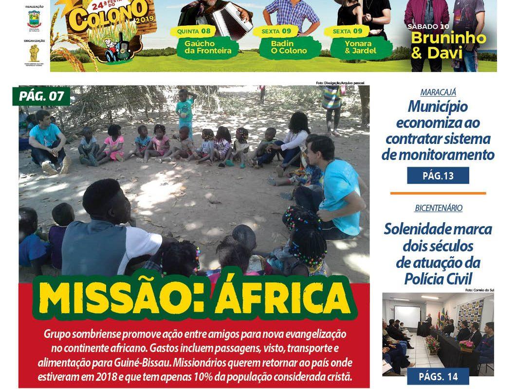 Jornal Enfoque Popular – Edição de 1 à 4 de agosto