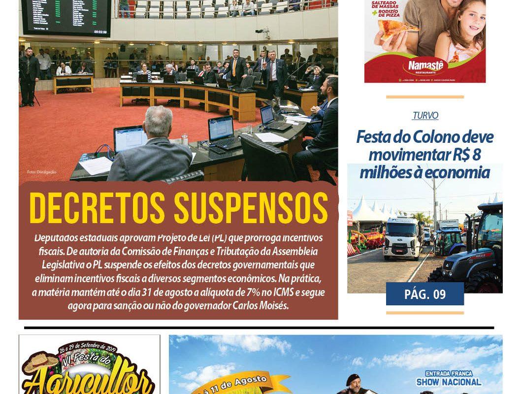 Jornal Enfoque Popular – Edição 07-08-2019