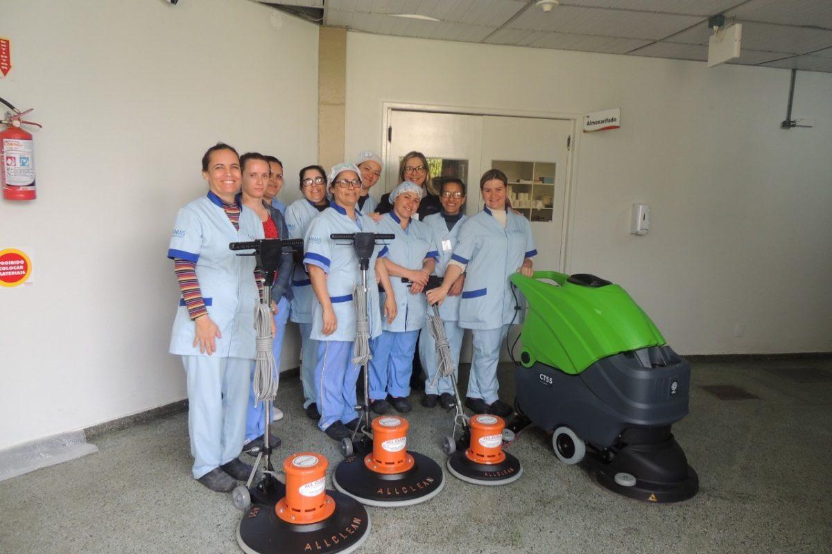 Hospital de Araranguá investe na prevenção de infecções hospitalares