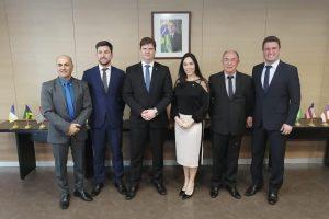 Prefeito Mineiro busca recursos em Brasília