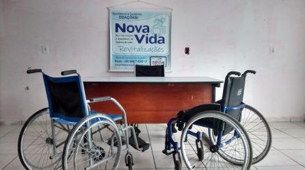 Projeto para revitalizar cadeiras de rodas ganhará placa decorativa