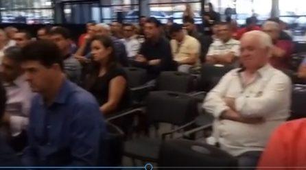 Presidente do Sicoob fala da angústia das famílias atingidas pela Barragem