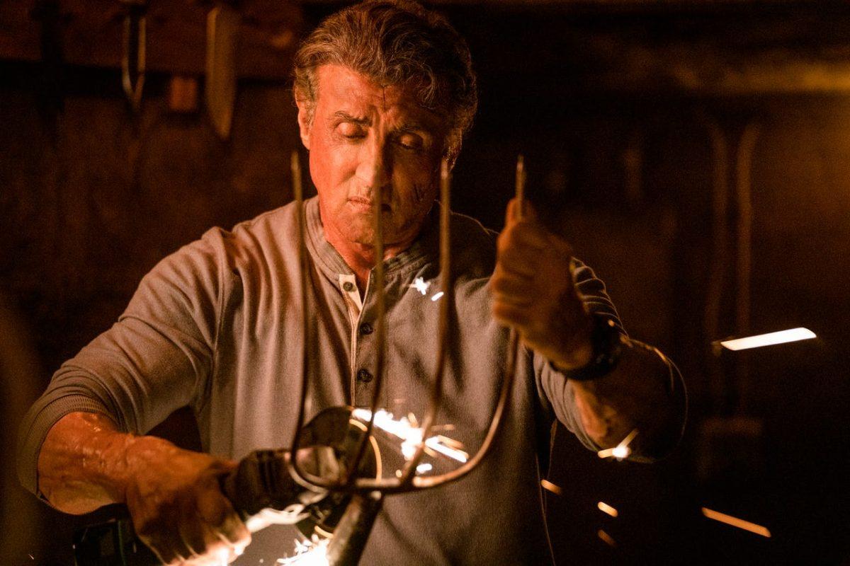 Rambo: Até o Fim estreia no Cinema Arcoplex