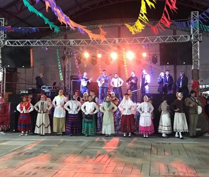 Arraial Cultural repete sucesso e reúne grande público