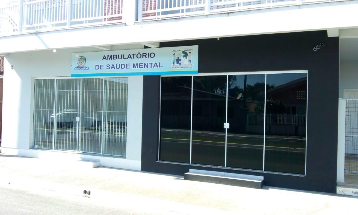 Baln. Arroio do Silva: Novo ambulatório de saúde mental