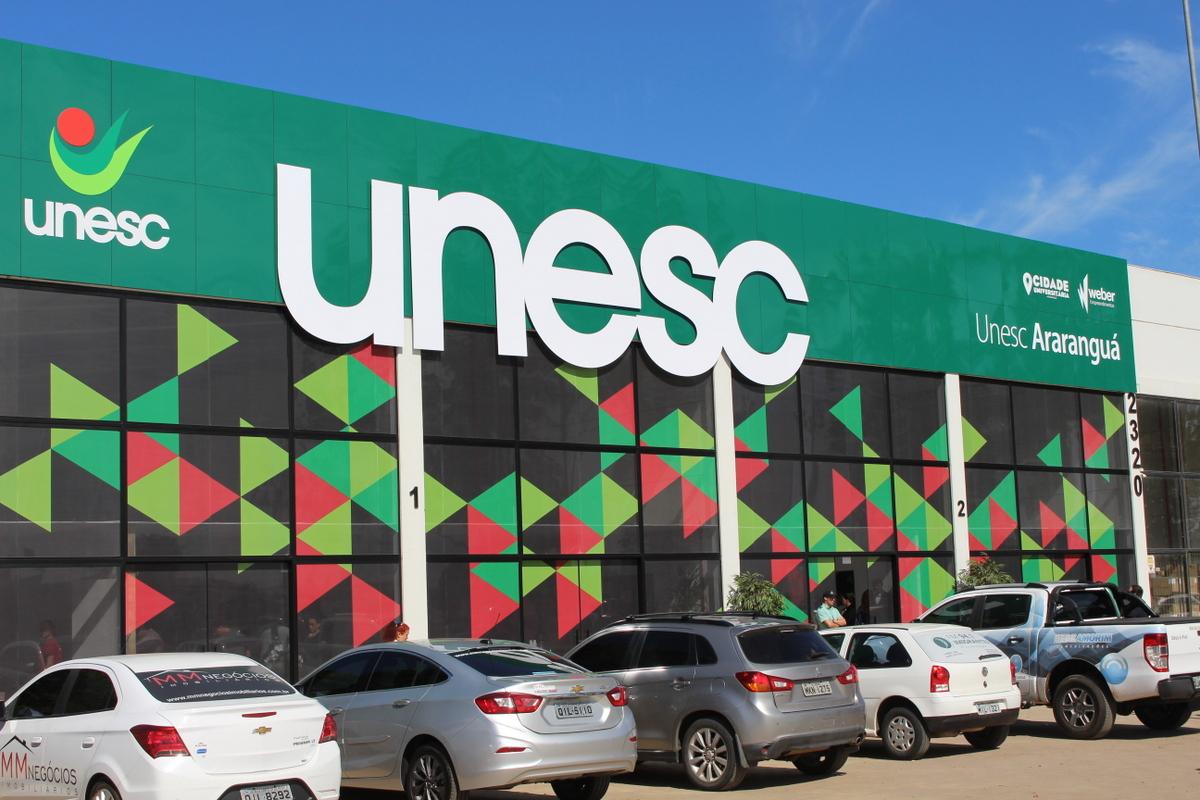 Unesc chegou em Araranguá