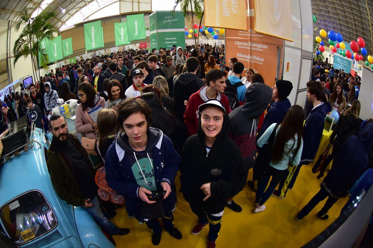 Mais de 5 mil estudantesirão visitar a Unesc Profissões