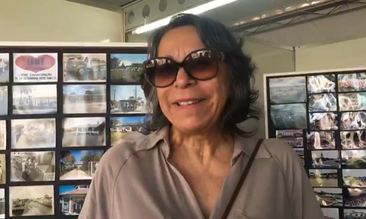 Professora é pioneira na fundação do IFC e 1º planejamento integrado de turismo da região
