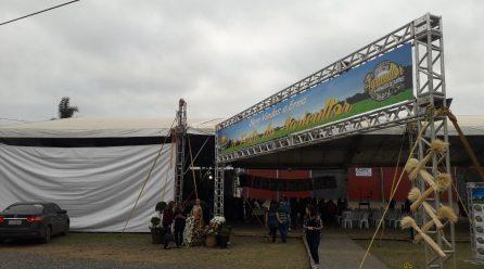 6° Festa do Agricultor de Ermo atraiu mais de 20 mil pessoas