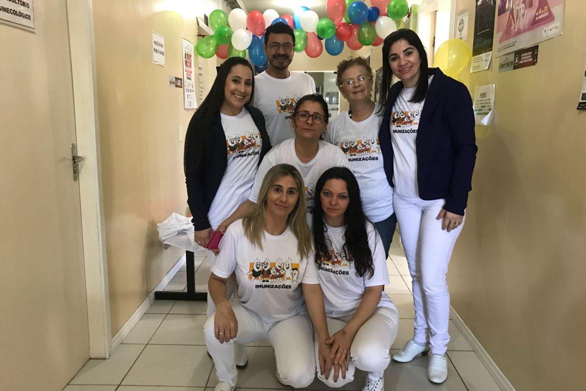 Baln. Gaivota: Campanha contra o sarampo já começou