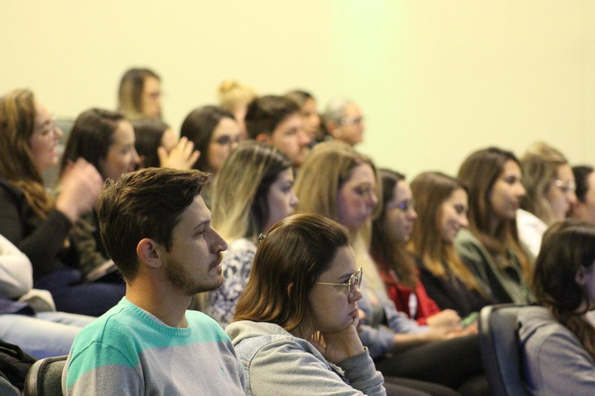 Jornada de Fisioterapia da Unesc reúne estudantes e pesquisadores