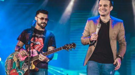 Jacinto Machado: 3º Natal Encantado terá show com Marcos & Belutti