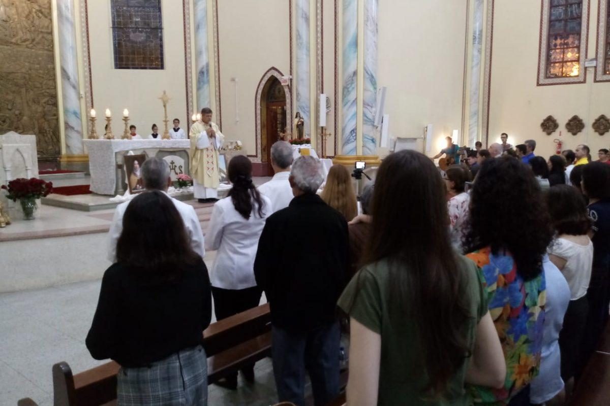 Paróquia inicia mês missionário a pedido do papa