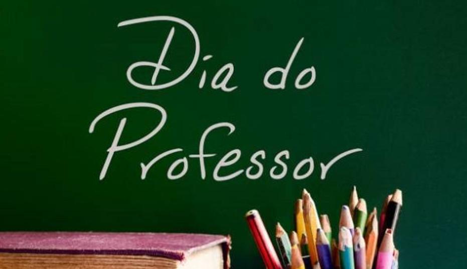 Homenagem: hoje é Dia do Professor!