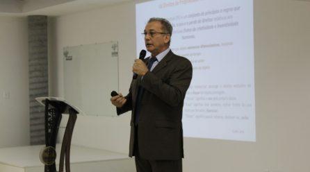 Chefe de Difusão Regional do INPI fará palestra na Unesc