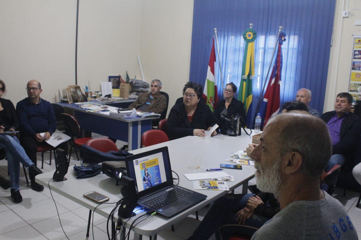 Baln.Gaivota: Realizada 1° reunião do Censo 2020