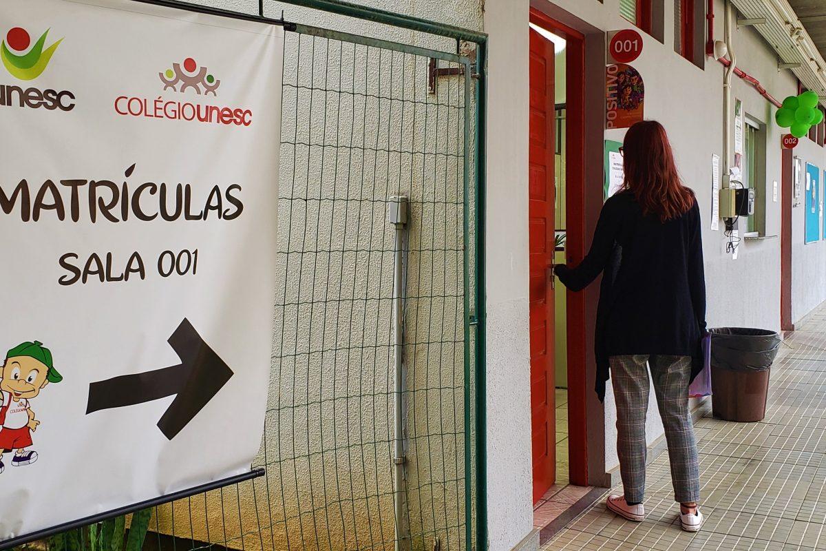 Colégio Unesc está com matrículas abertas para 2020