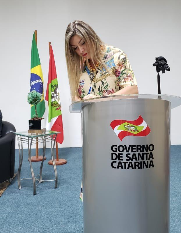 Helen Becker representa região no Conselho Estadual de Turismo