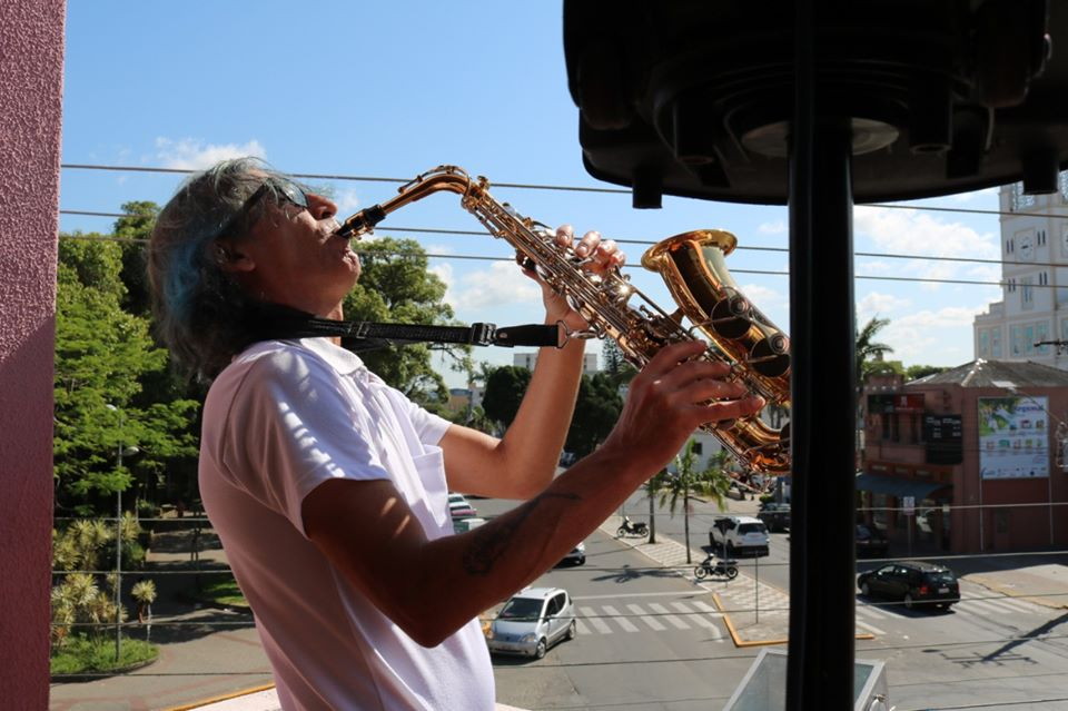 Casa da Cultura promove projeto Sacada Musical