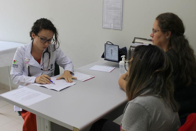 Estudantes de medicina da Unesc foram avaliados em simulação