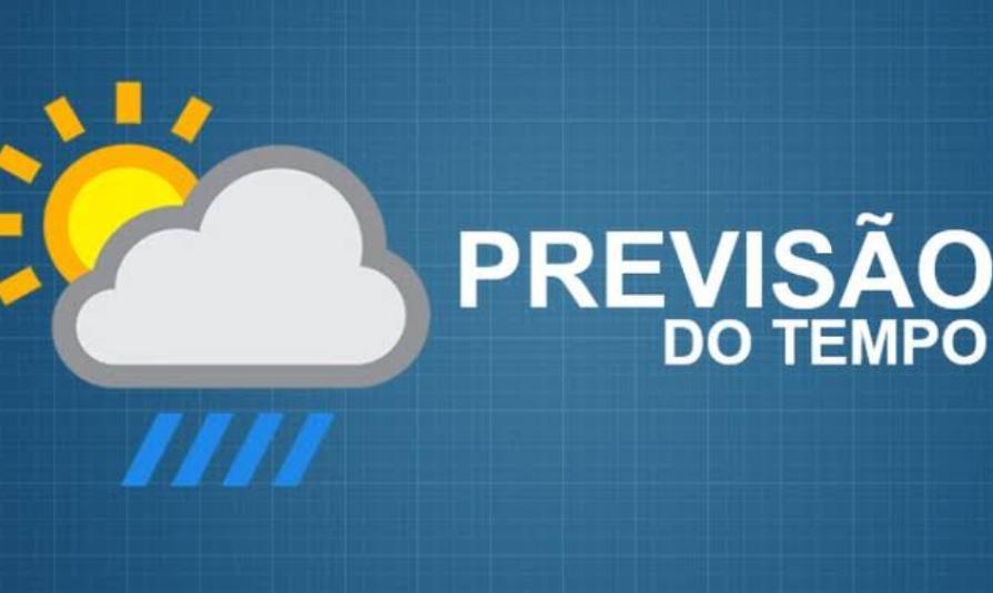 Previsão do tempo para quarta-feira