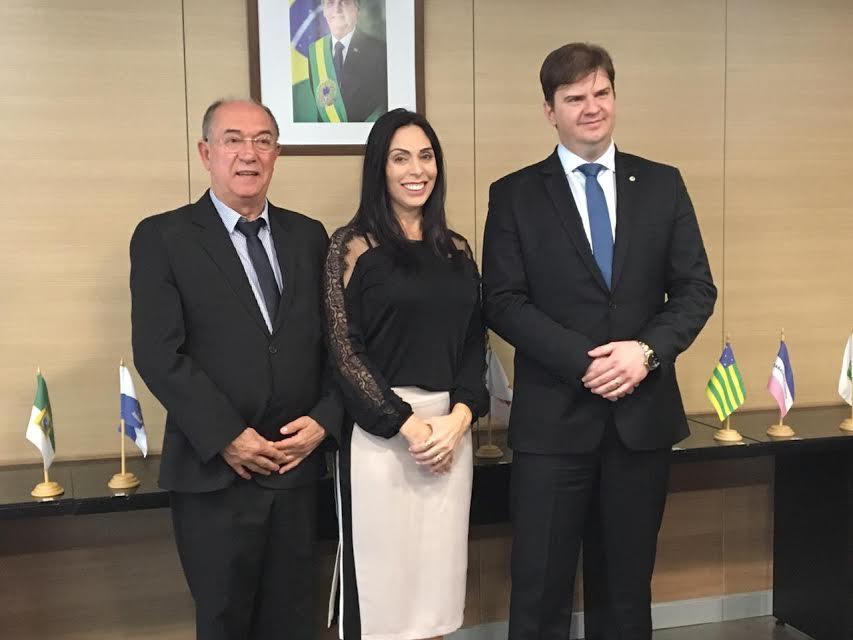 Ministro assina Portaria:  Arroio do Silva enquadrado no Avançar Cidades