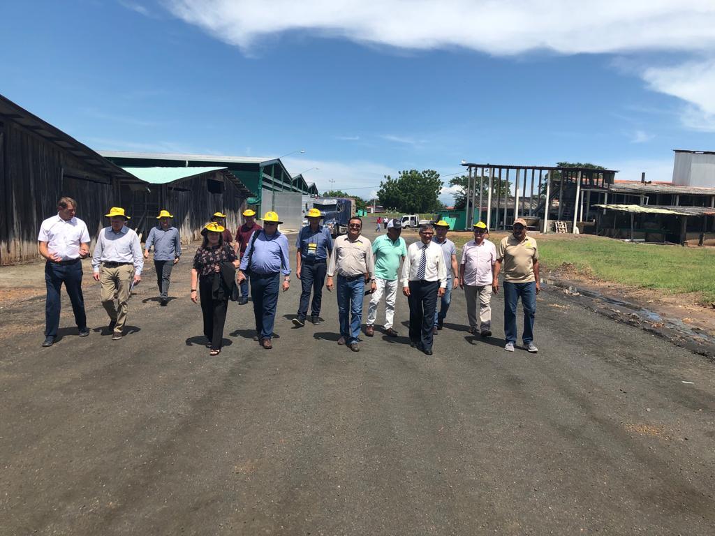 Presidente da Cooperja avalia viagem Panamá e Costa Rica