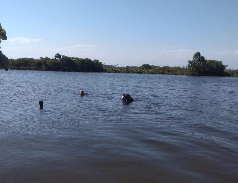 Morte na Lagoa Cortada