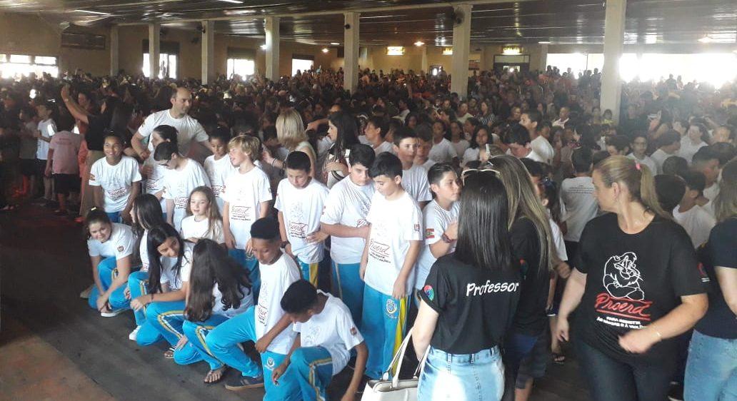 PROERD forma 1394 alunos e comemora 20 anos do Programa no Vale