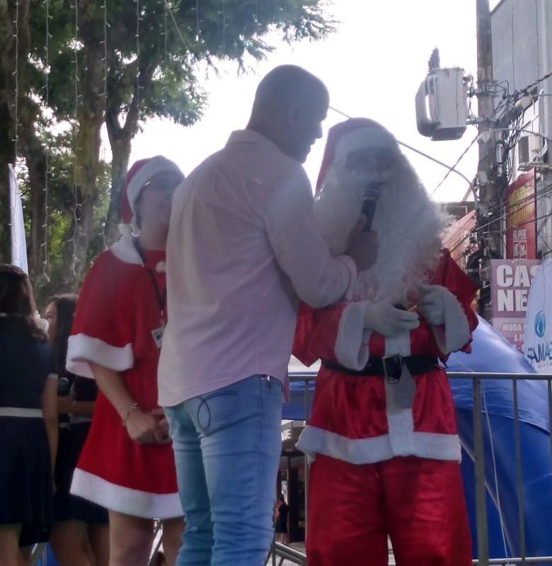 TEXTO ATUALIZADO – Nova formatação do Natal Verão traz as famílias para o Calçadão