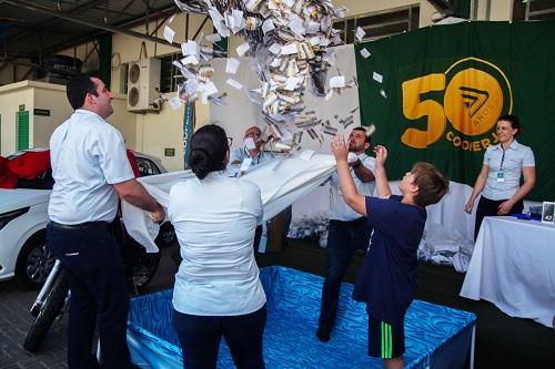 Cooperja sorteia últimos prêmios da Promoção dos seus 50 anos