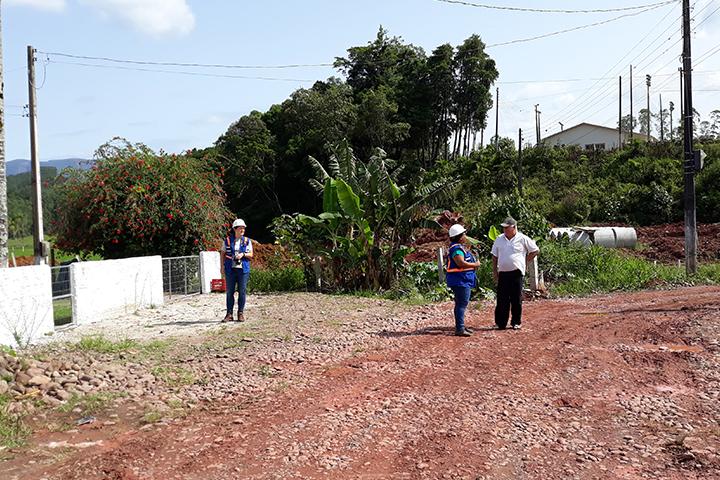 Ouvidoria da BR-285/RS/SC é divulgada a moradores de Timbé do Sul