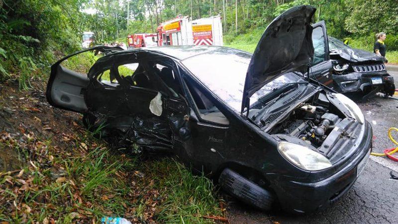 Seis morrem em acidentes no fim de semana em SC; confira outros números da PRF