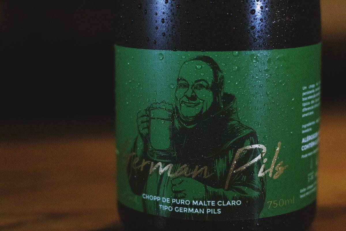 Saint Bier faz cerveja com lúpulo plantado em Meleiro