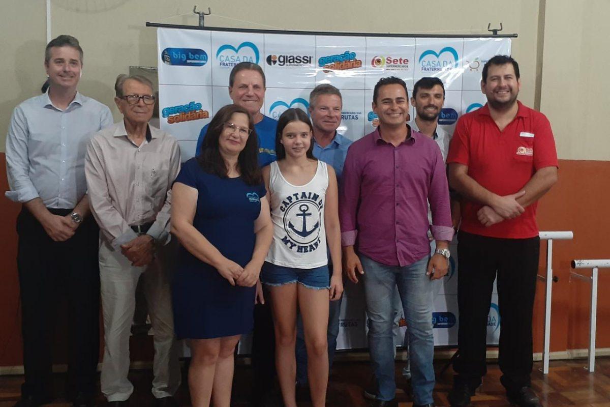 Sabão em pó Omo é o 12º produto do projetoGeração Solidária