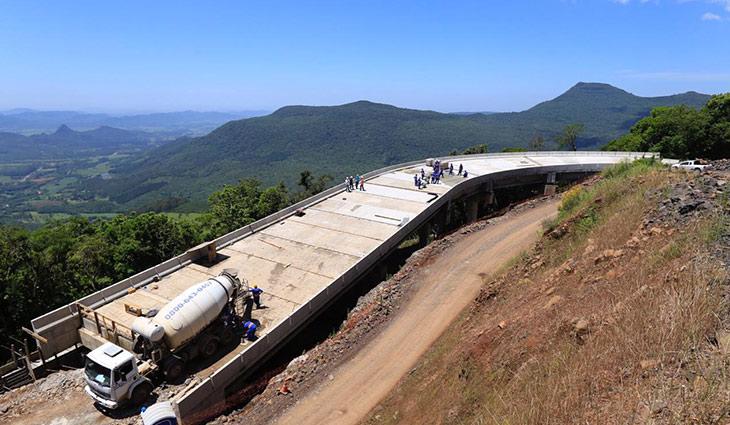 Prefeito celebra visita de ministro à Serra da Rocinha em Timbé do Sul